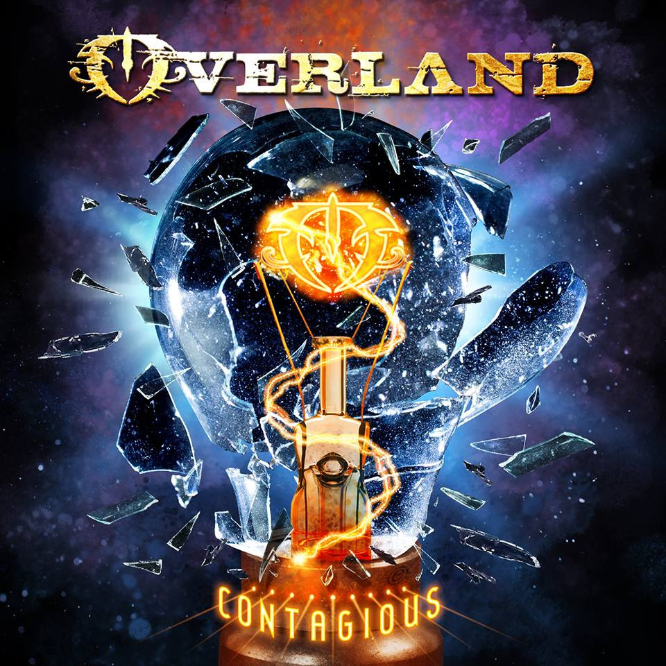 Overland - Contagious - AOR and Hard Rock - Heavy ...