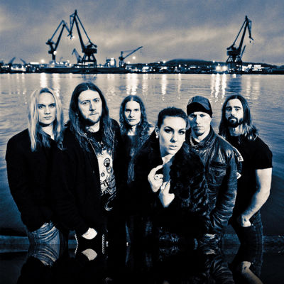 [Amaranthe Band Picture]