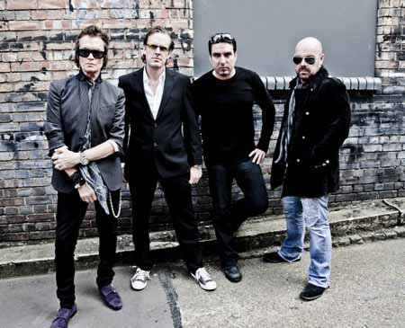 Black Country Communion Band Picture