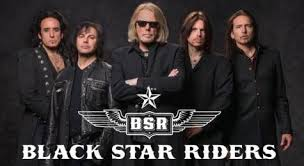 Black Star Riders Band Picture