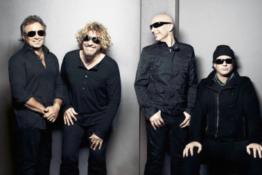 [Chickenfoot Band Picture]