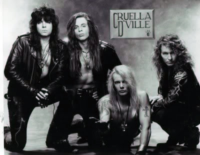 [Cruella D'ville Band Picture]