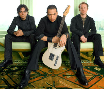 [Danko Jones Band Picture]