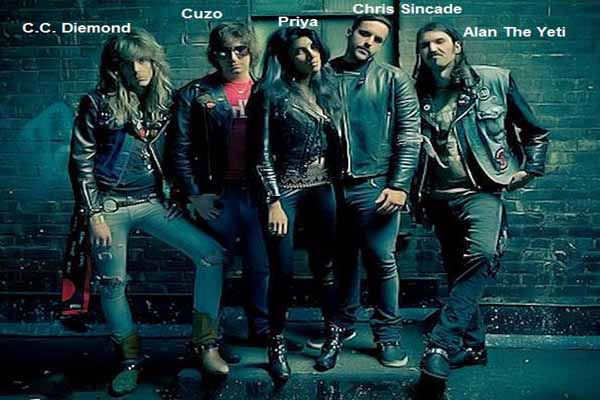 [Diemonds Band Picture]