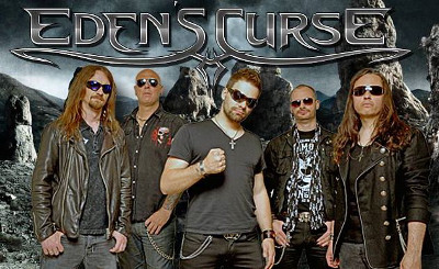 [Eden's Curse Band Picture]