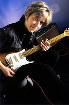 [Eric Johnson Band Picture]