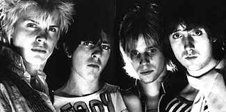 [Generation X Band Picture]