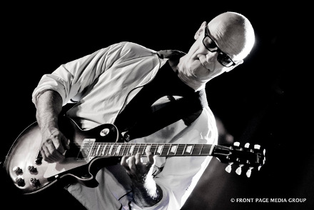 Kim Mitchell Band Picture