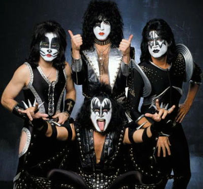 KISS Band Picture