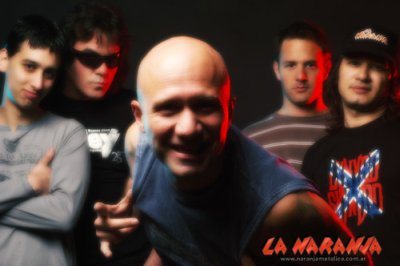 [La Naranja Band Picture]