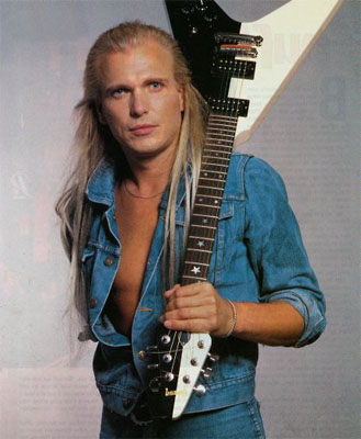 [Michael Schenker Band Picture]