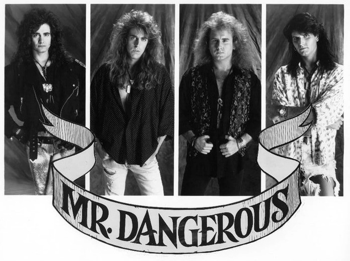 [Mr. Dangerous Band Picture]