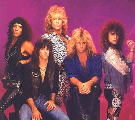 [Ratt Band Picture]