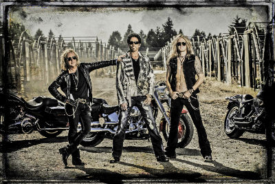 Revolution Saints Band Picture