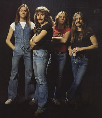 [Status Quo Band Picture]