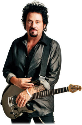 [Steve Lukather Band Picture]