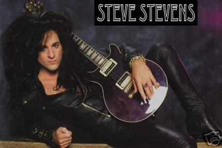 Votre guitariste préféré est ......... - Page 3 STEVESTEVENS