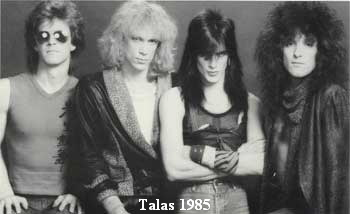 [Talas Band Picture]