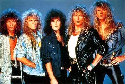 Whitesnake Band Picture