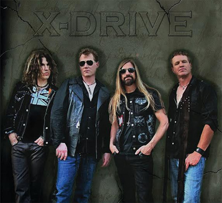[X-Drive Band Picture]