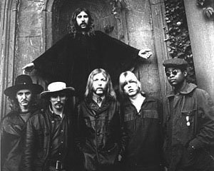 [The Allman Brothers Band Band Picture]
