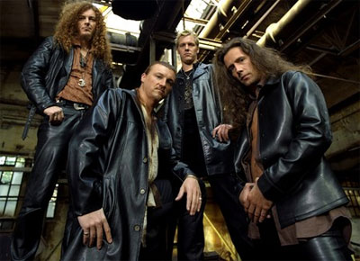 [Axxis Band Picture]