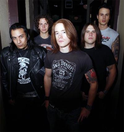 Backlit Revolver Band Picture