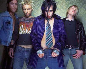 [Backyard Babies Band Picture]