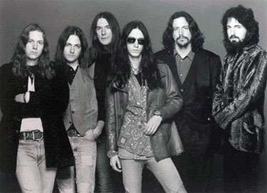 [The Black Crowes Band Picture]