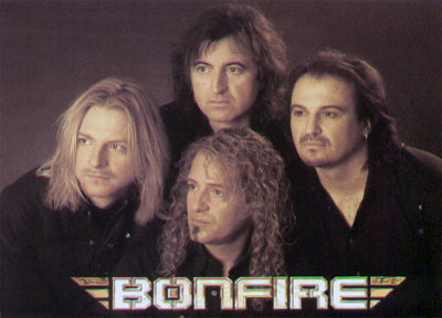 [Bonfire Band Picture]