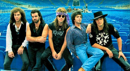 [Bon Jovi Band Picture]