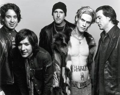 [Buckcherry Band Picture]