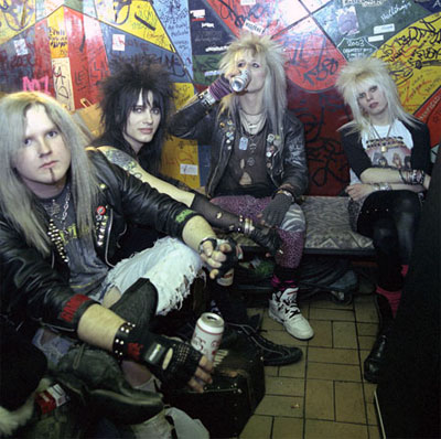 Crashdiet Band Picture