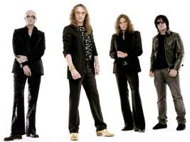 [The Darkness Band Picture]
