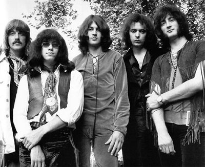 [Deep Purple Band Picture]