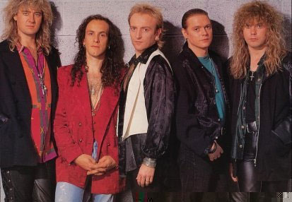 [Def Leppard Band Picture]