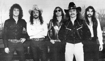 [Doc Holliday Band Picture]