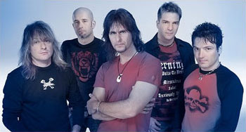 [Gotthard Band Picture]