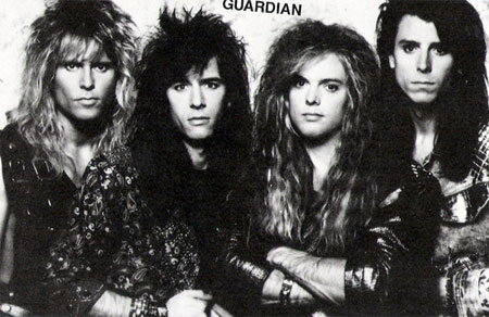 Guardian Band Picture