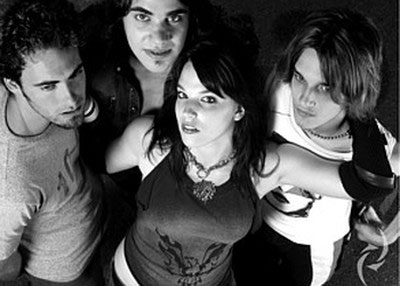 [Halestorm Band Picture]