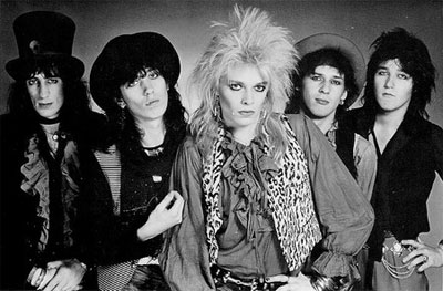 [Hanoi Rocks Band Picture]