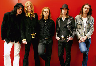 [The Hellacopters Band Picture]
