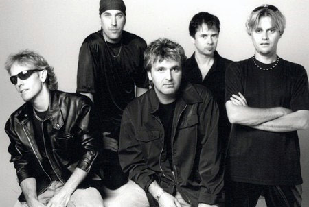 [Honeymoon Suite Band Picture]
