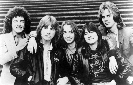 Journey Band Picture