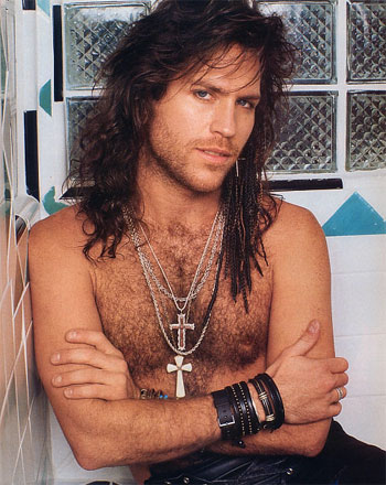 [Kip Winger Band Picture]
