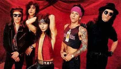 L.A. Guns Band Picture