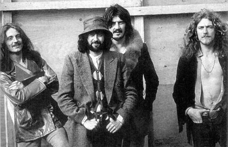Led Zeppelin Band Picture