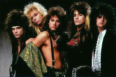 Lillian Axe Band Picture