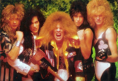 [Lizzy Borden Band Picture]