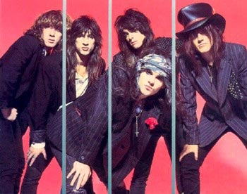 Quireboys Band Picture